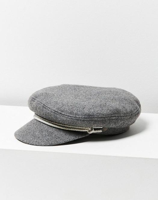 Gray Fisherman Hat
