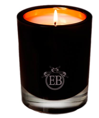 Rose amber candle Eric Baterbaugh