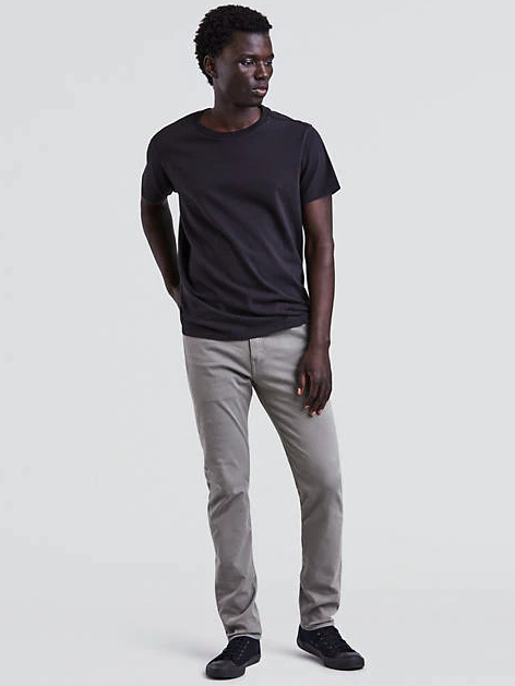 Gray Skinny Jeans for men