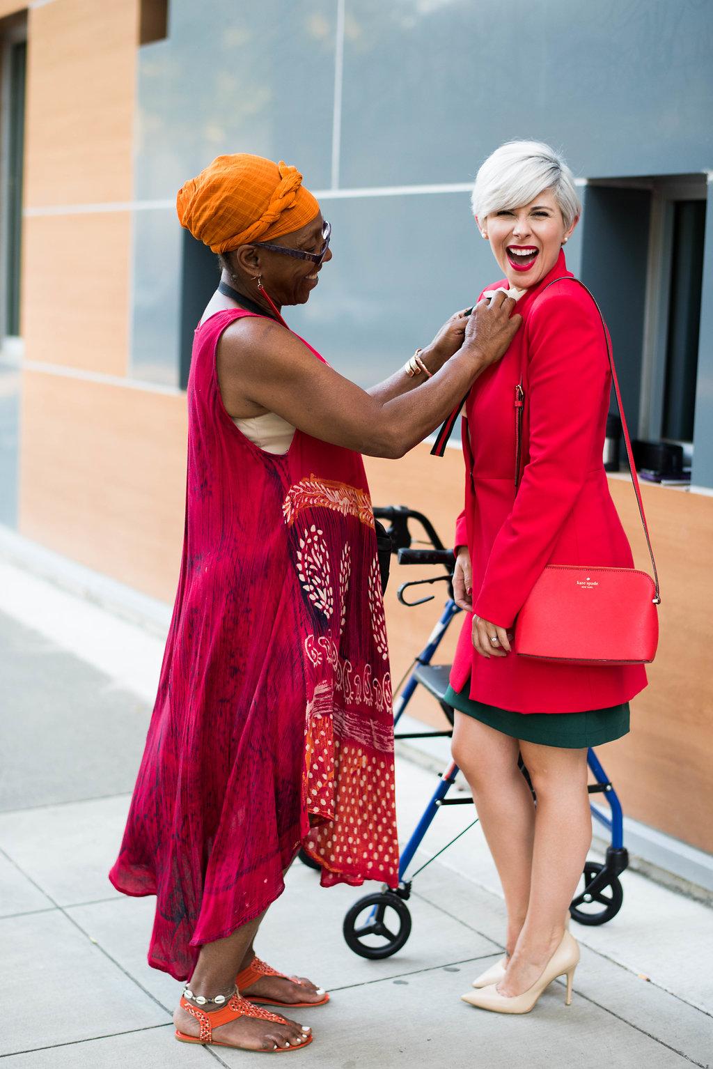 Photography:  MavenMarket.co  Hair By: C/O  Victoria @Cuvee Salon Dress: C/O  SISU