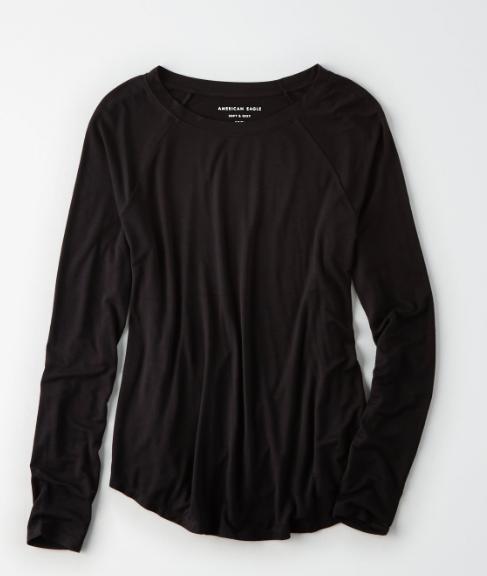 Long sleeve tee shirt