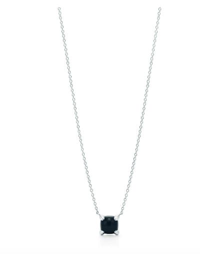 Tiffany Black Pendant