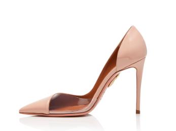 Aquazzura Pink Heels