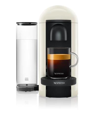 Nespresso White VertuoPlus