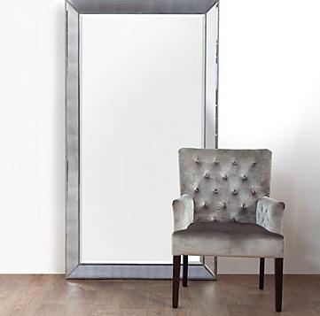 Copy of Omni Leaner Mirror Z Gallerie