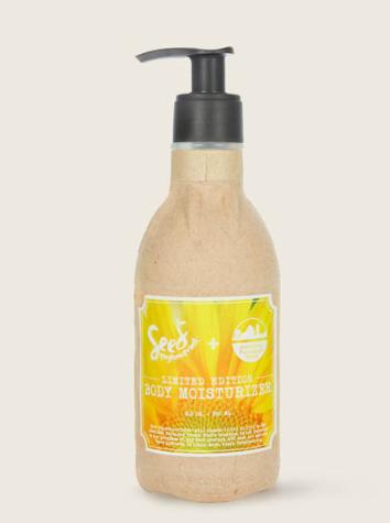 seed body moisturizer