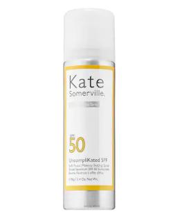 Kate Summerville SPF 50 Makeup Setting Spray