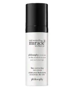 EYE CREAM - ANTI-WRINKLE MIRACLE WORKER EYE PHILOSOPHY