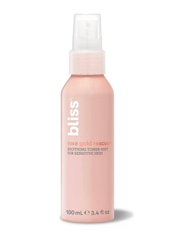 Toner - Rose Gold Rescue Toner Mist bliss