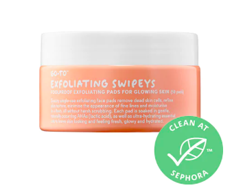 Exfoliating Swipeys - Go- To