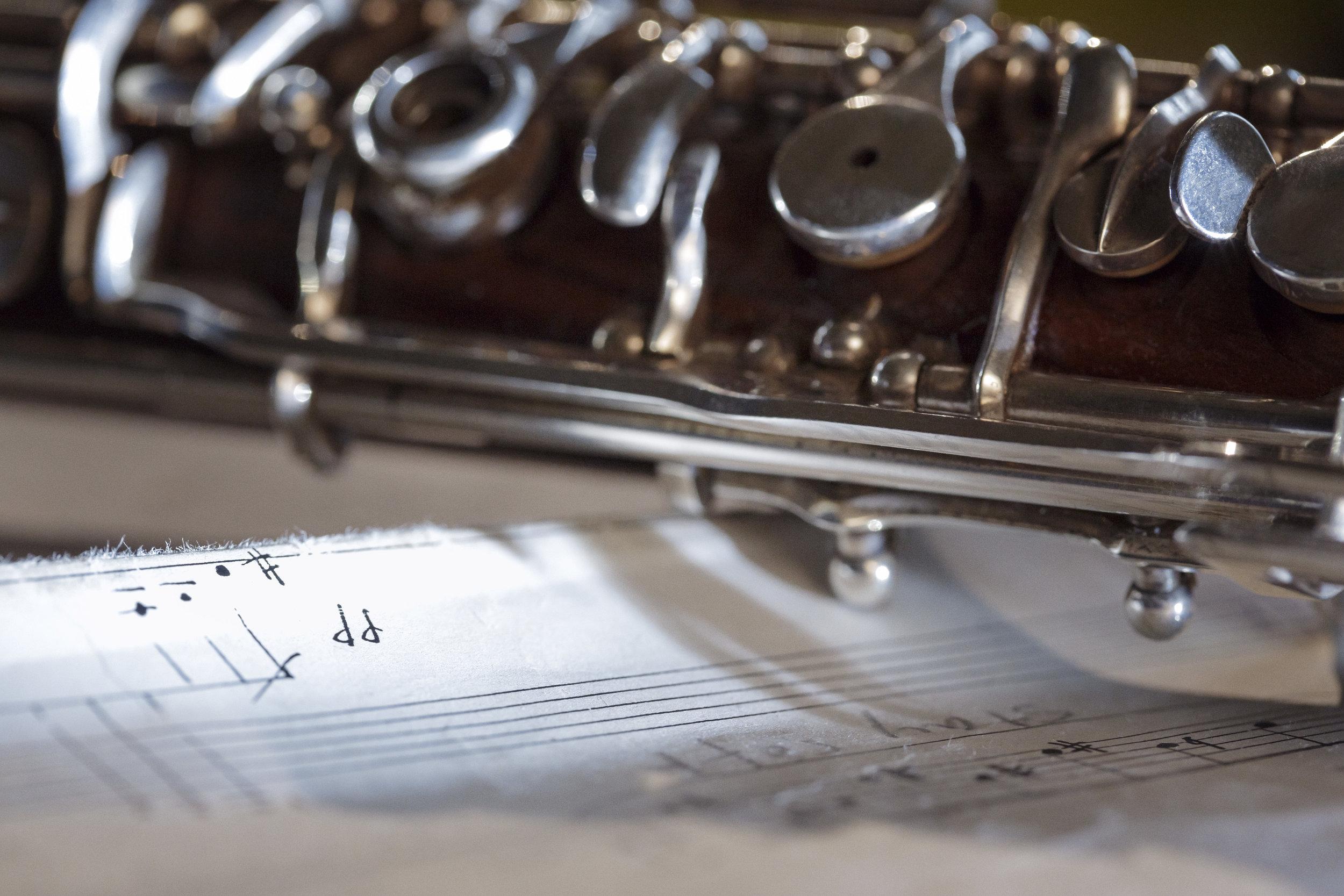 Paul Goodey Oboe