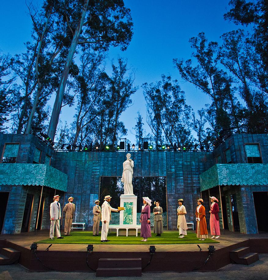 Santa Cruz Shakespeare in DeLaveaga Park