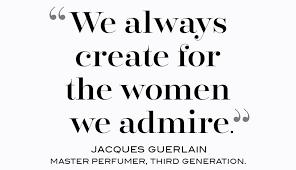 """""""Nós criamos perfumes para mulheres que admiramos"""""""