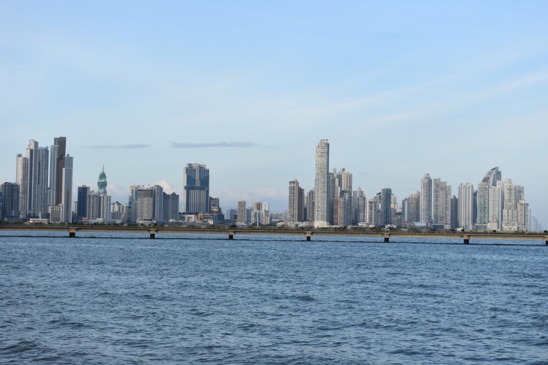 Skyline de Panamá City