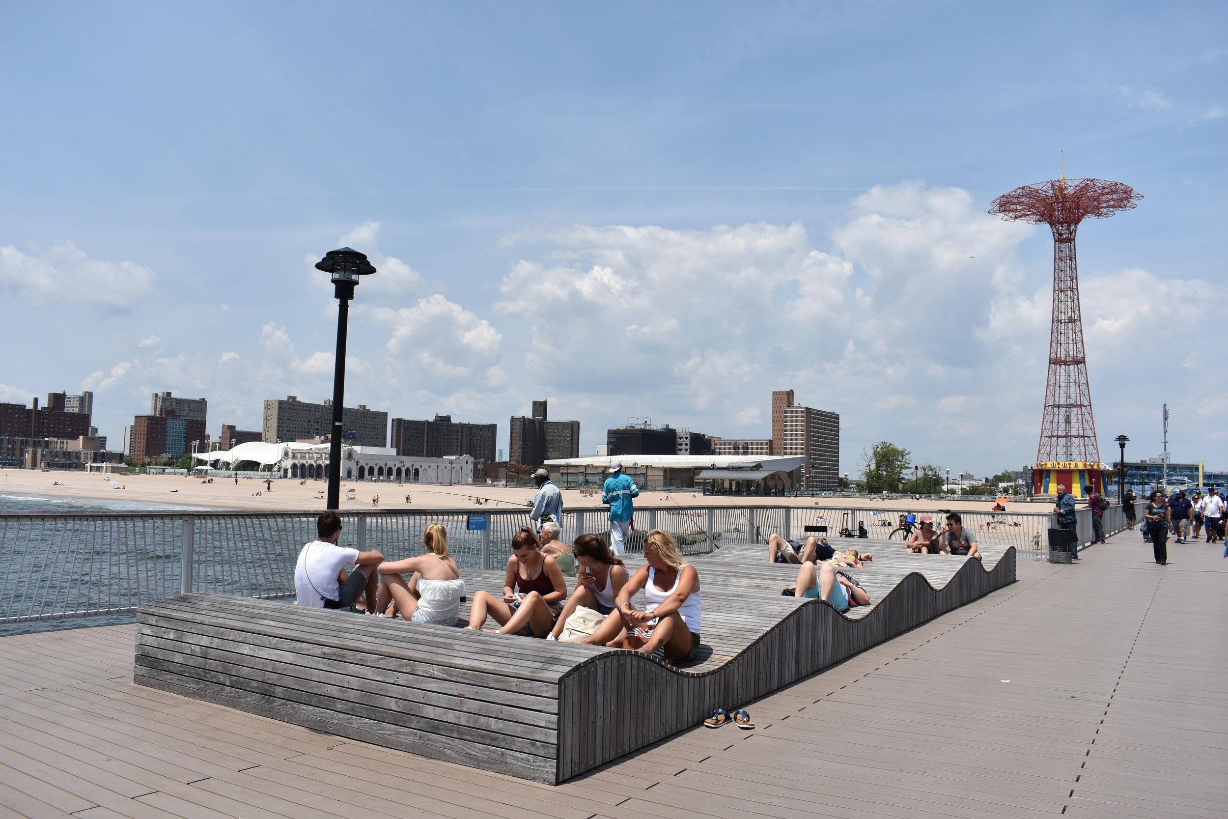 Coney Island é Diversão Garantida para crianças de todas idades!