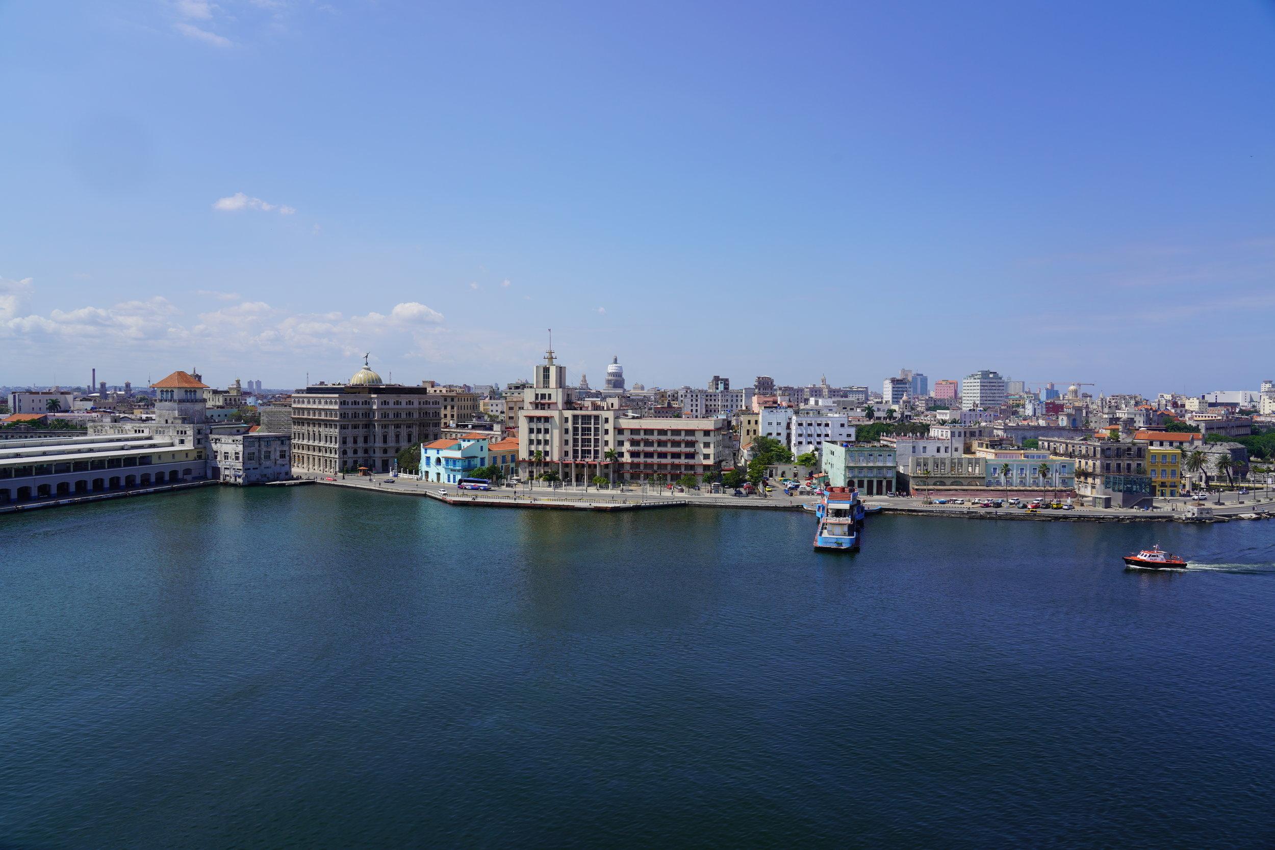 Porto de Havana, Cuba