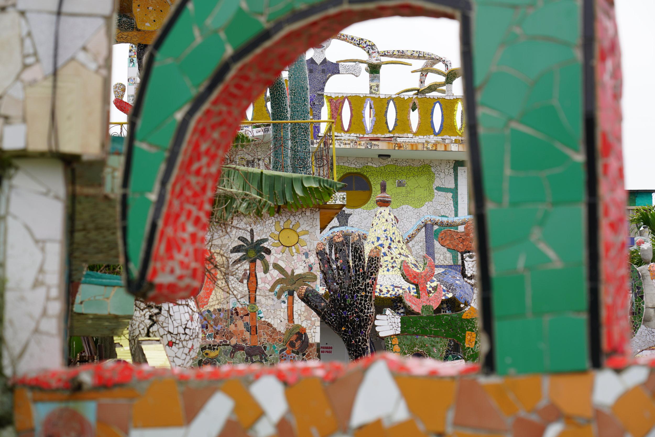 Fusterlandia José Fuster Cuba Havana Artista Cubano Manu Muniz Manunomundo
