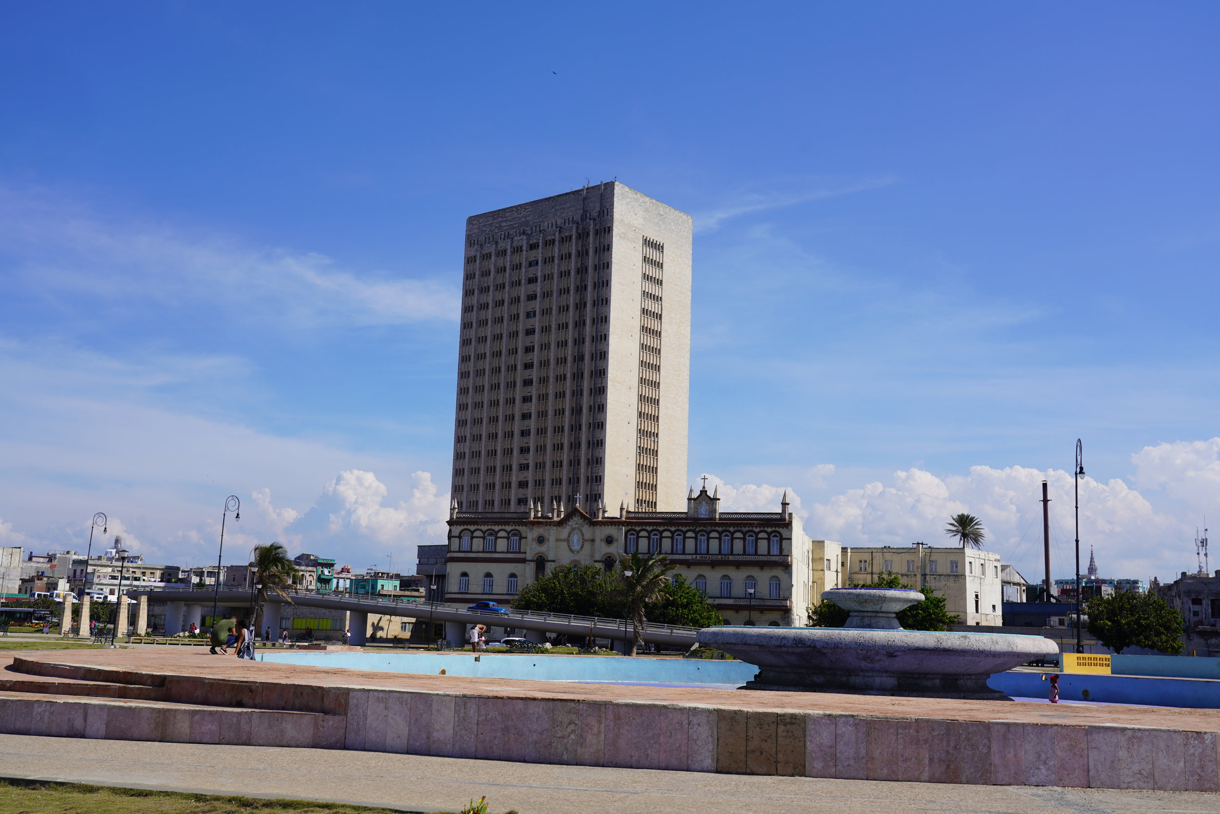 Havana Cuba Hospital de Havana