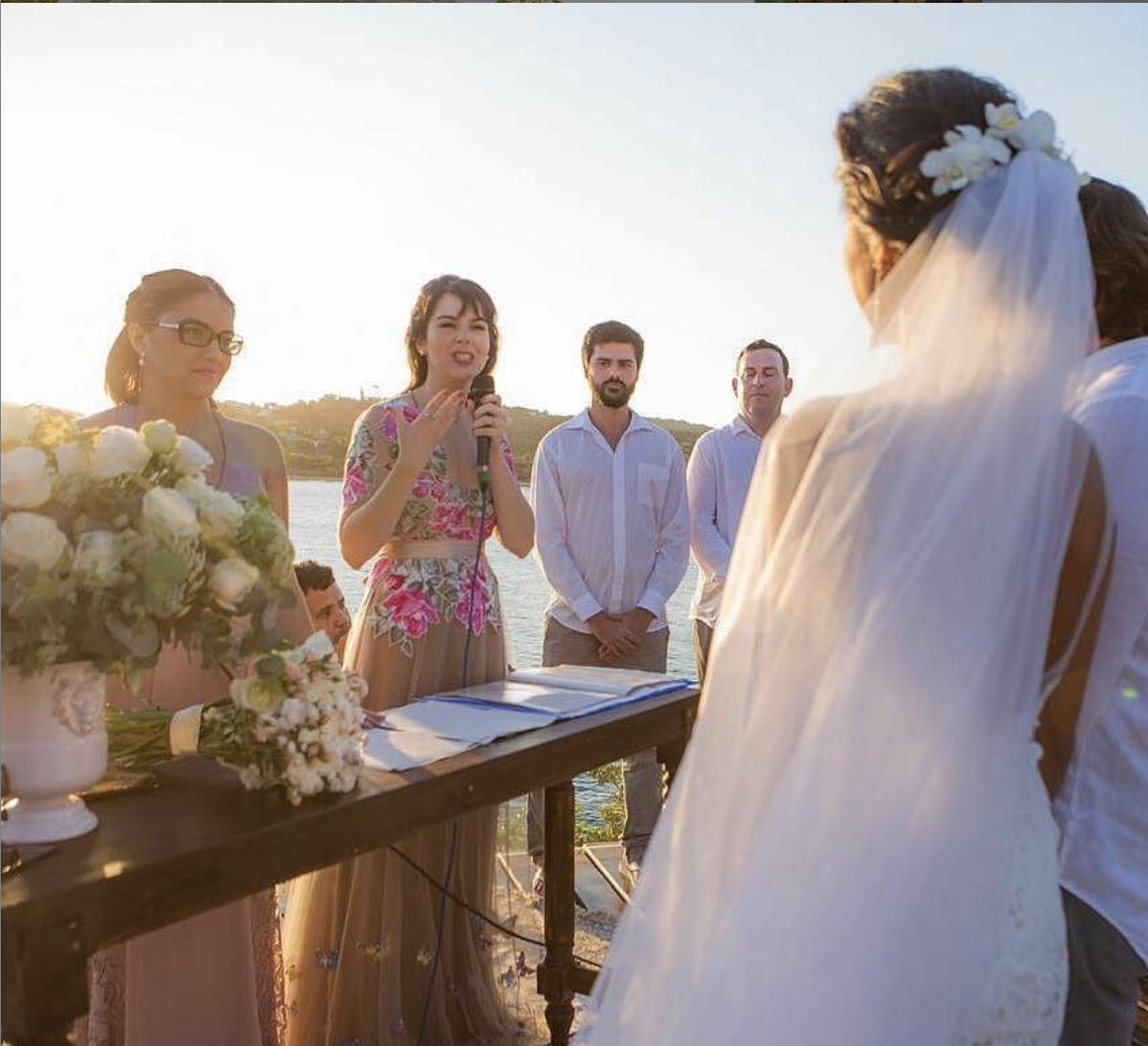 Wedding Destination, Manu & Ryan, em Búzios