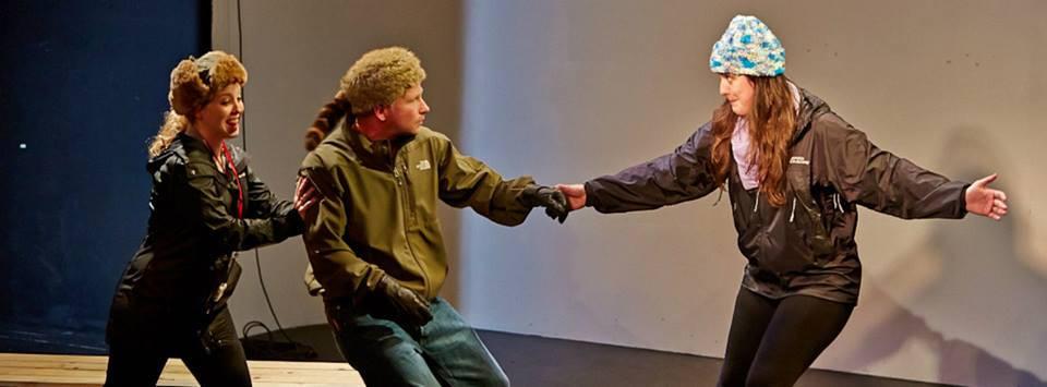 Heidi of Sochi - Written by Aeron Macintyre for Tides TheaterApril 2013