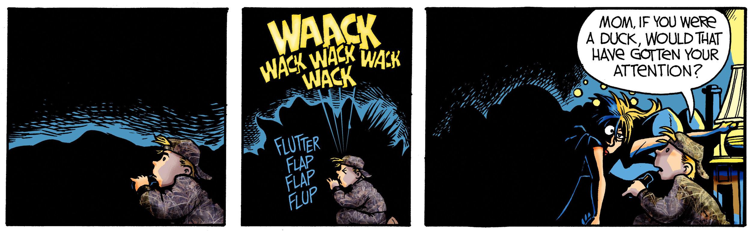 Client Comic Strips
