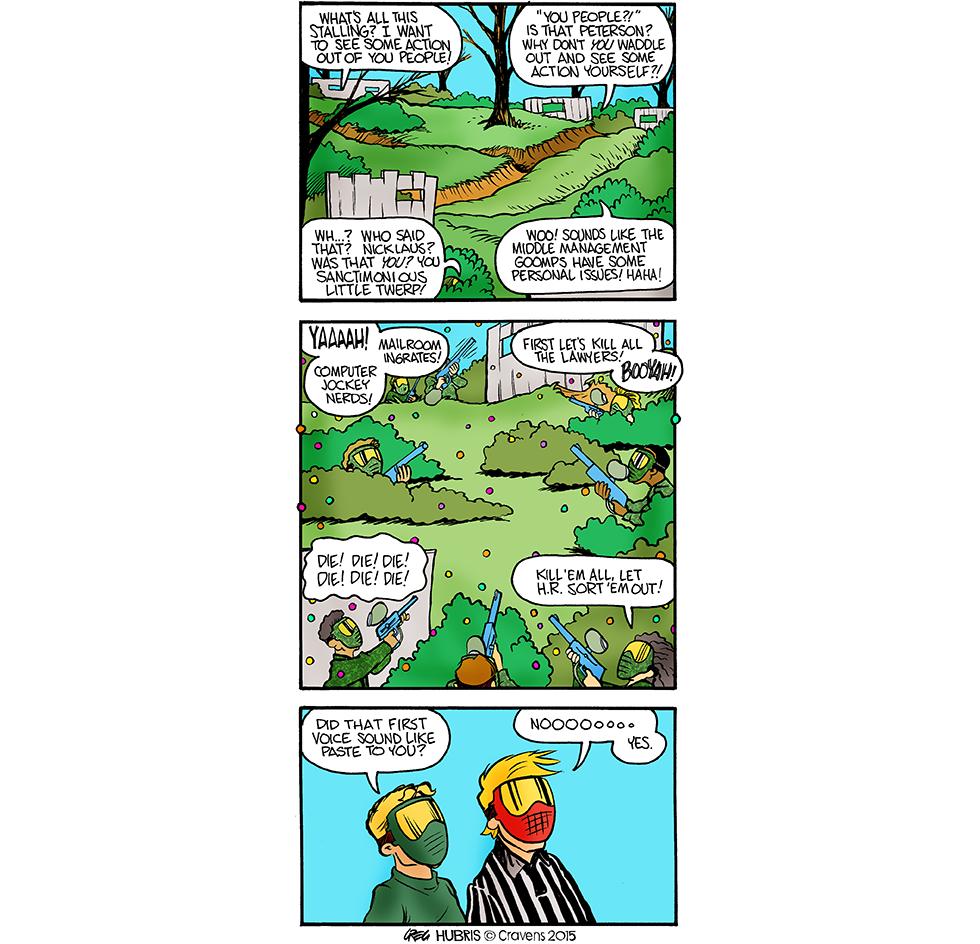 Webcomic, Vertical format