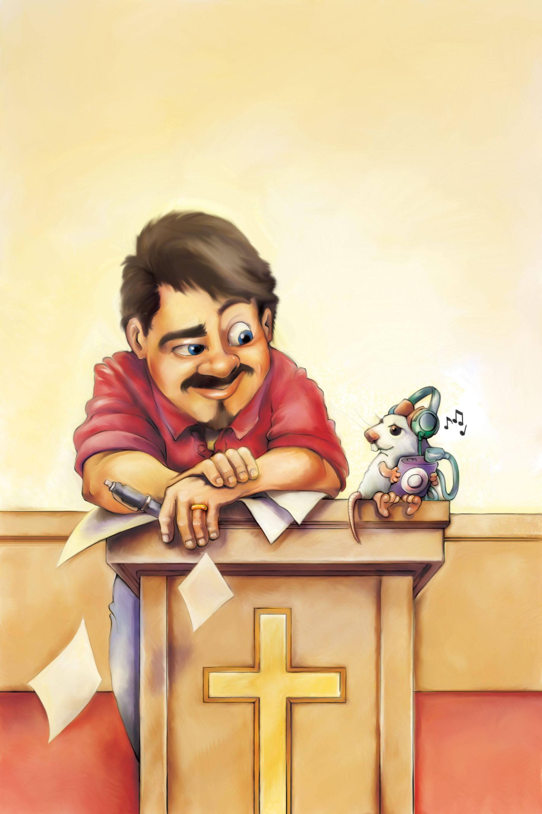 Publication Caricature