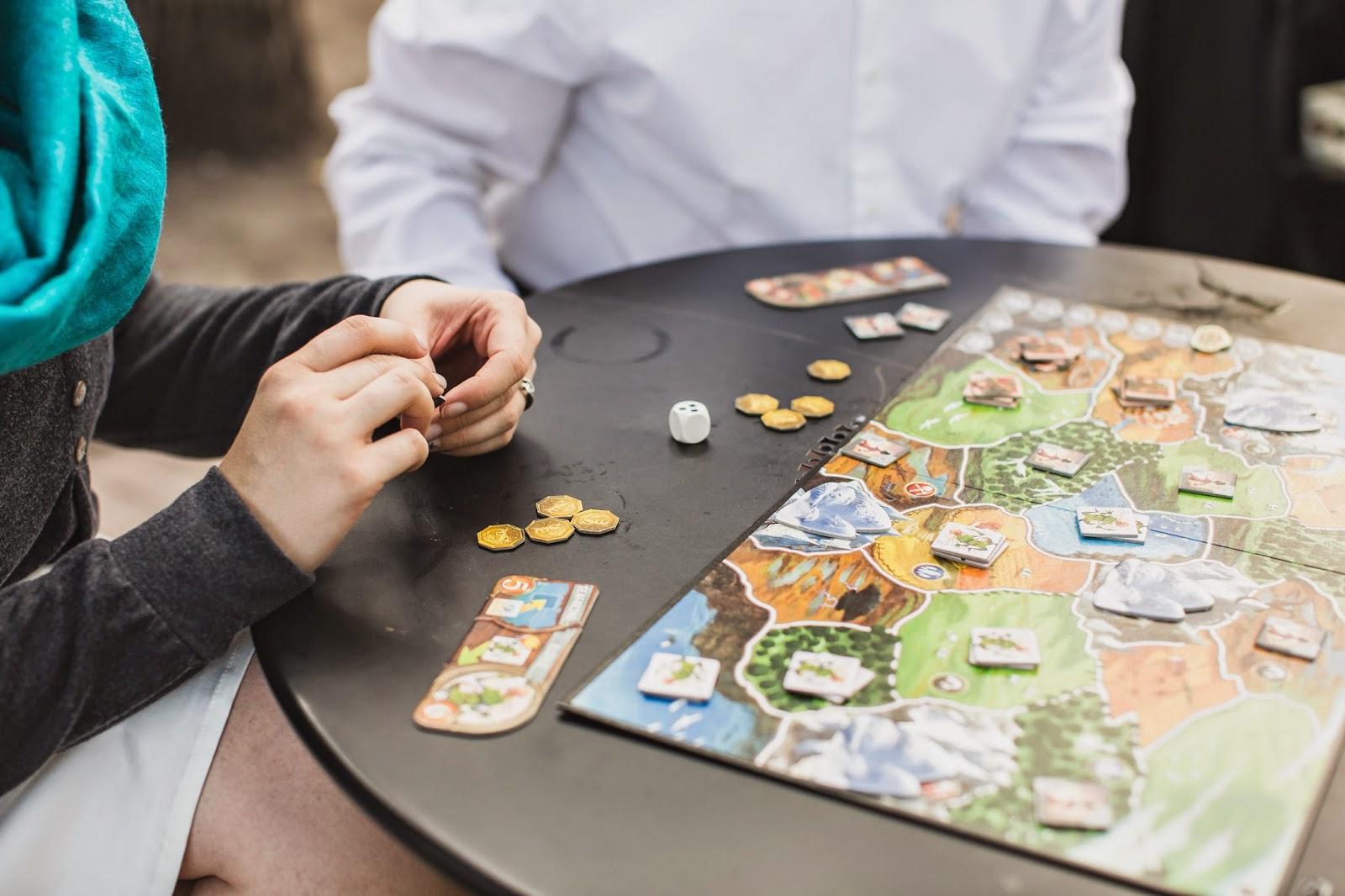 Clutter Box - Board Game
