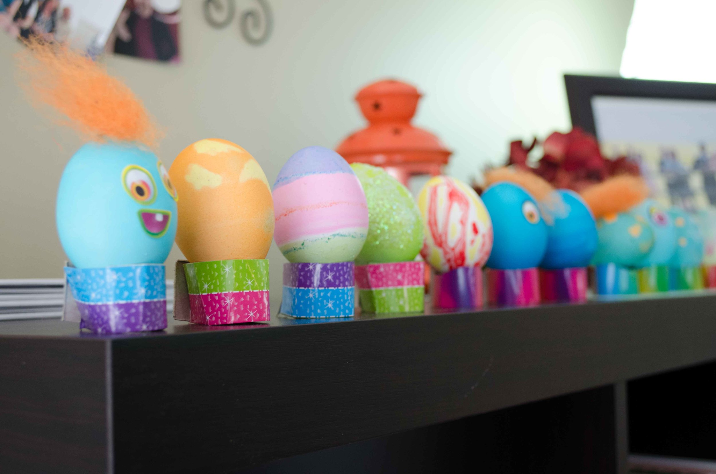 Easter Egg Decorating 2014