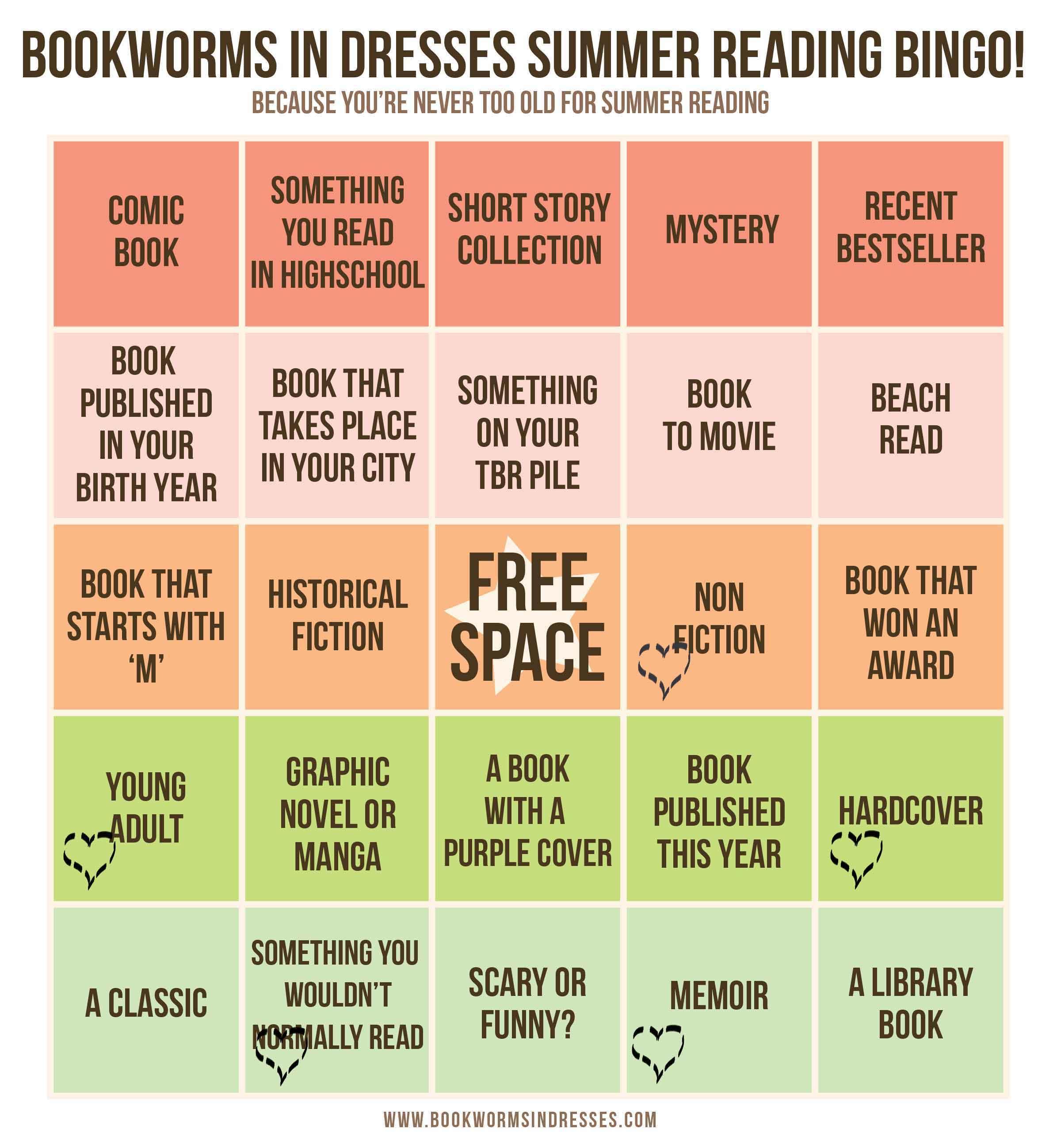 summerbookwormbingo