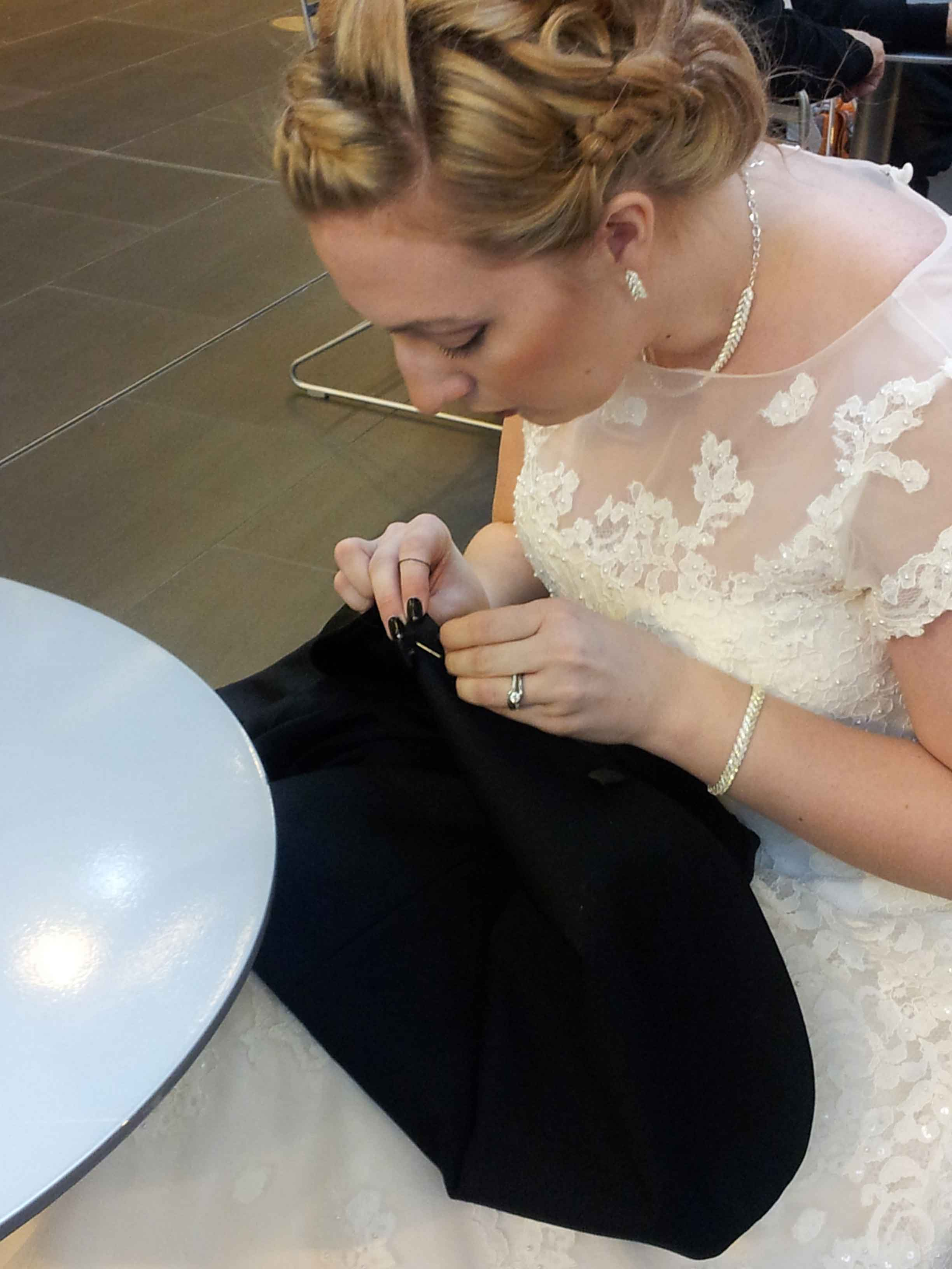 Me Sewing