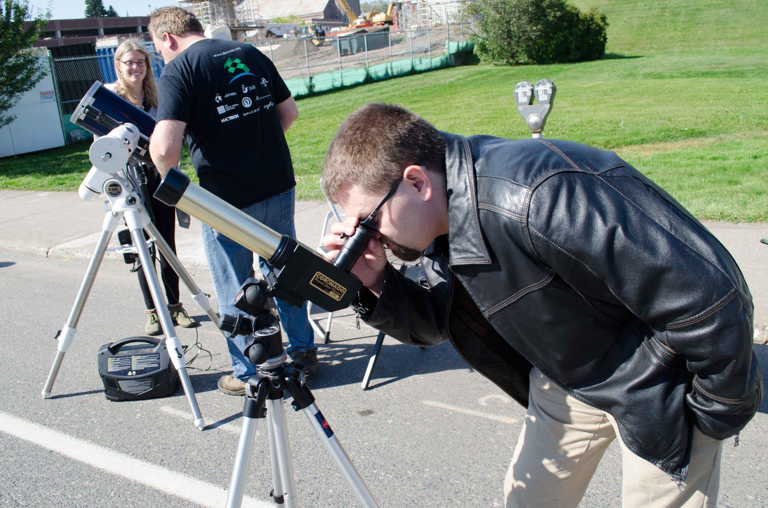 Kevin - Telescope