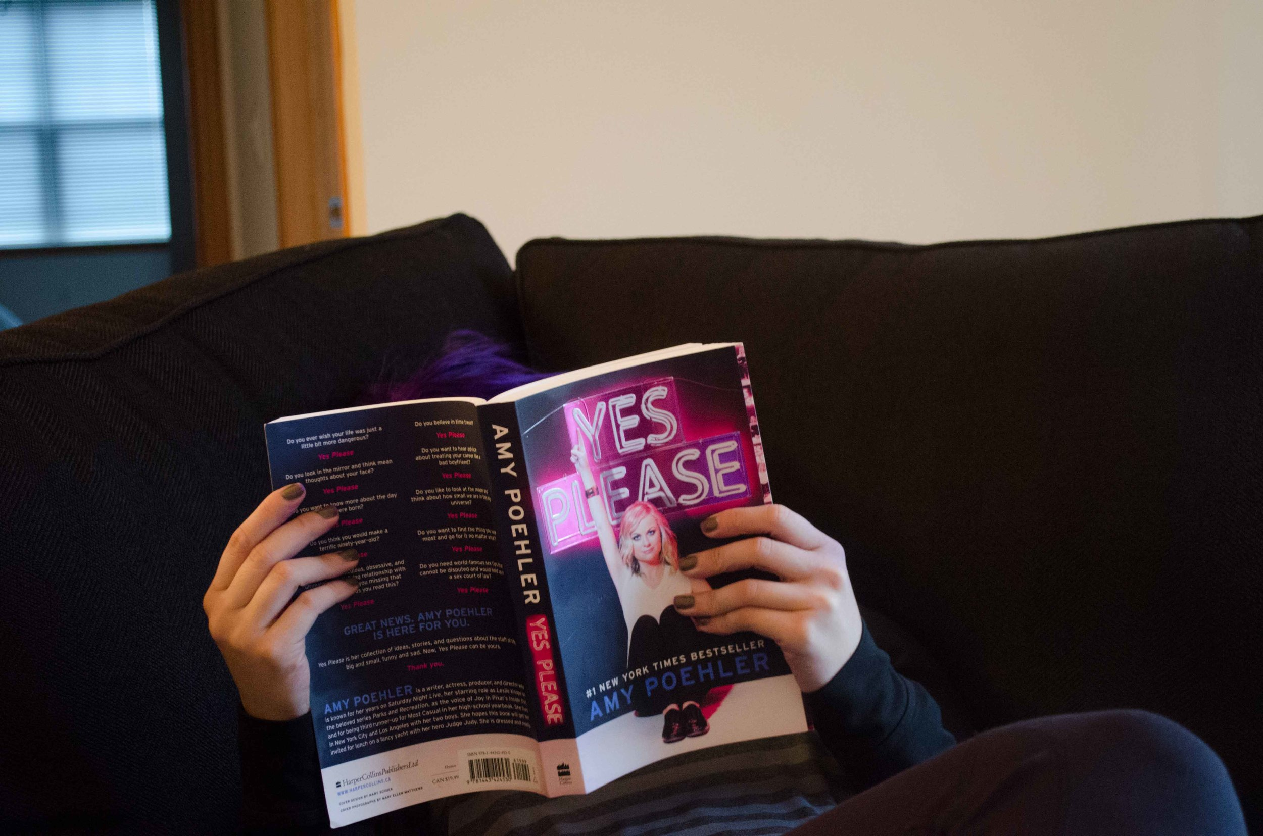 Reading Yes Please