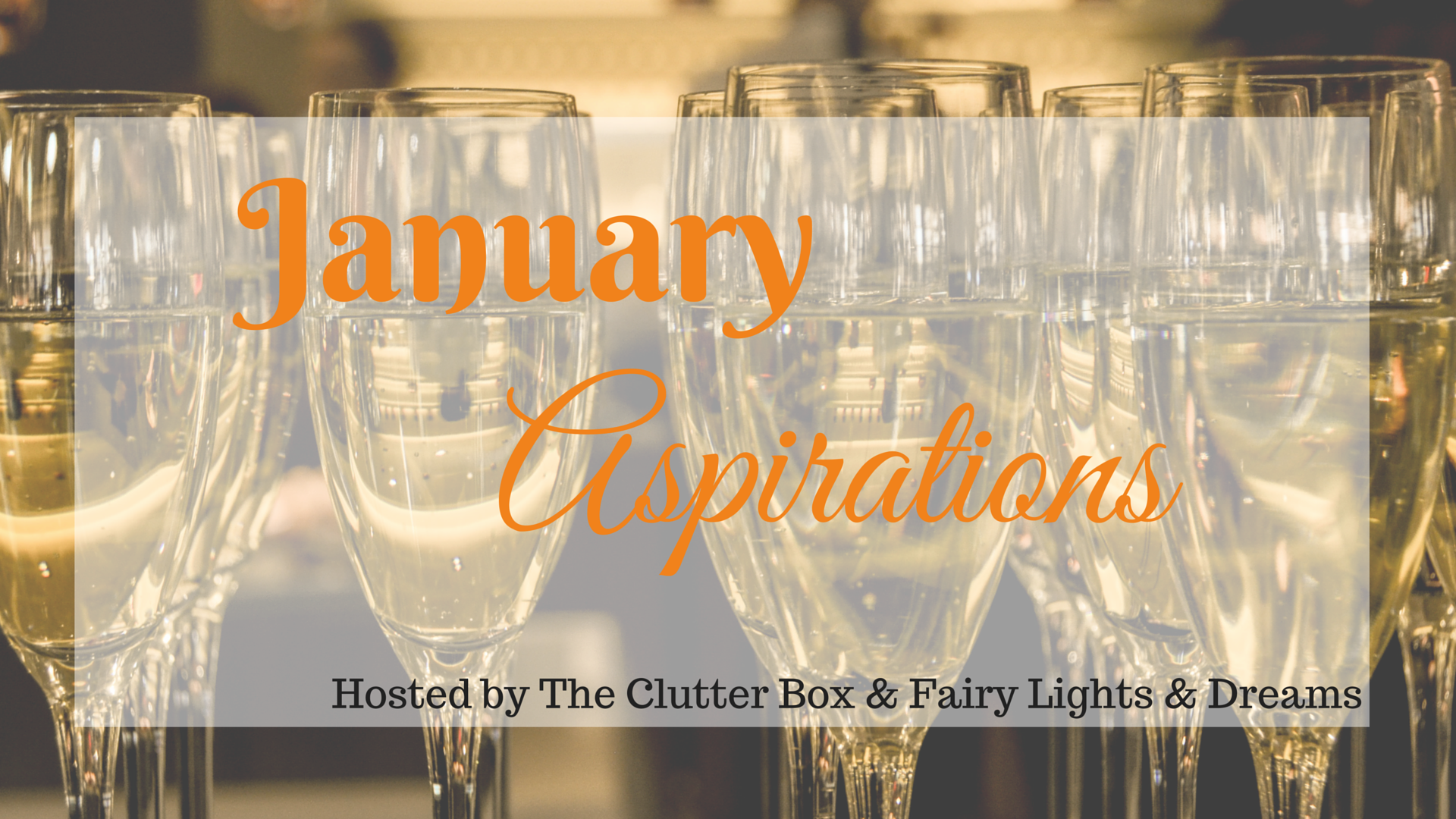 January Aspirations
