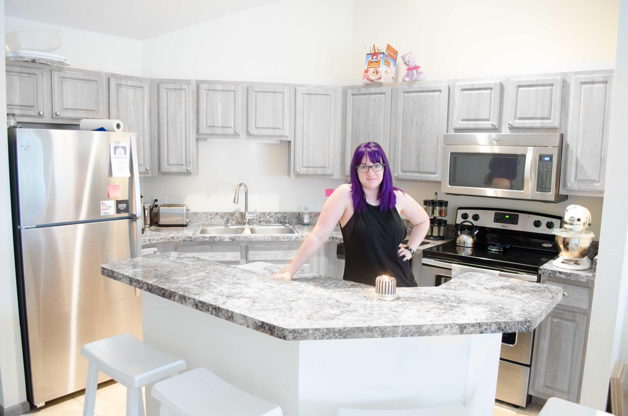 House Tour - Kitchen