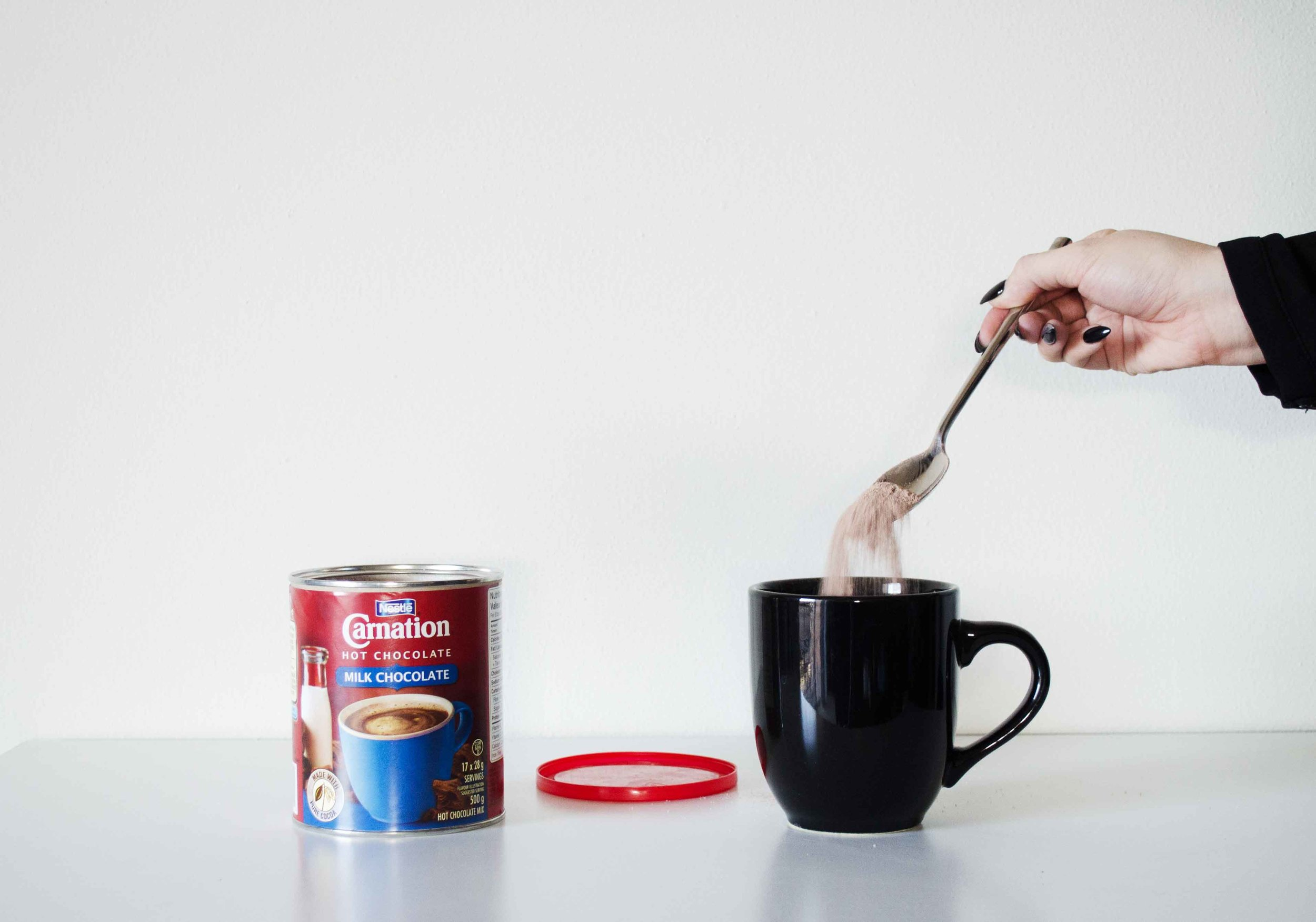 The Hot Chocolate Experiment