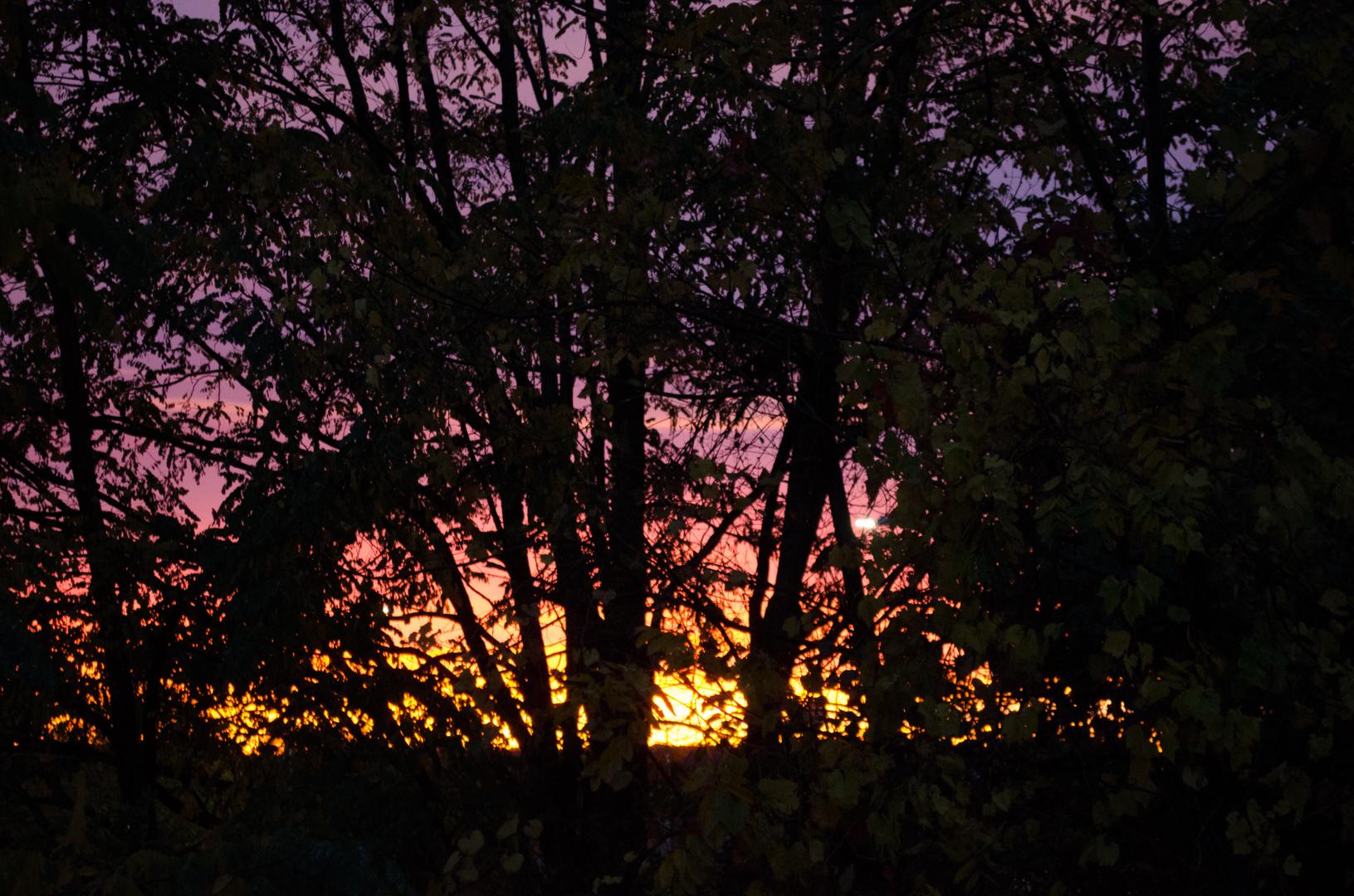 Sunset Oct 2017