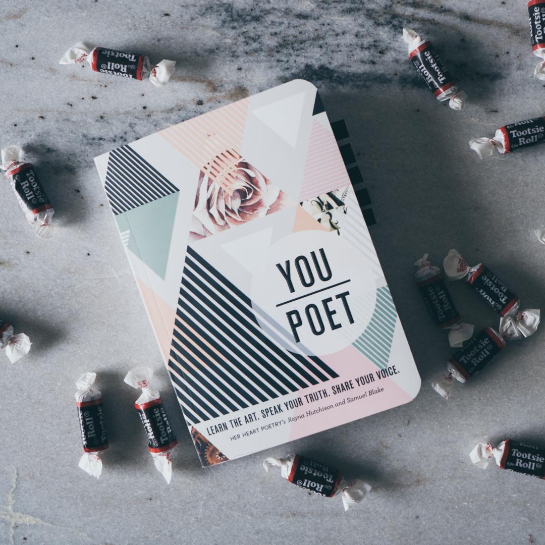 You/Poet by Rayna Hutchinson and Samuel Blake