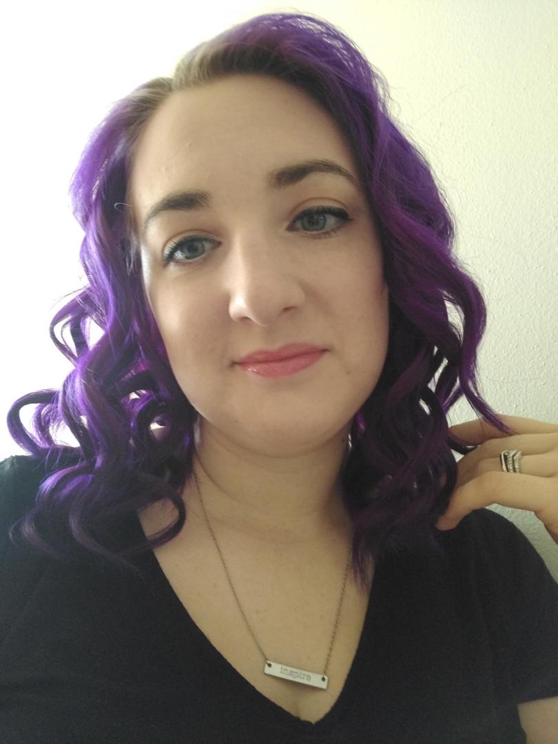 MAR - a slightly brighter purple.