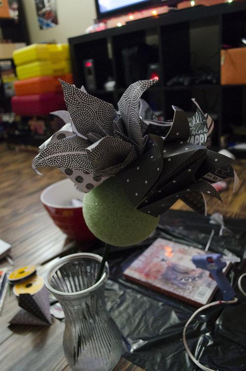 The DIY Flowers