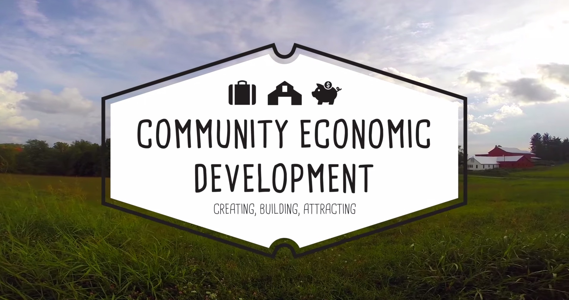 Community economic development creates jobs and entrepreneurship opportunities, builds individual and community wealth and attracts capital to disinvested communities .