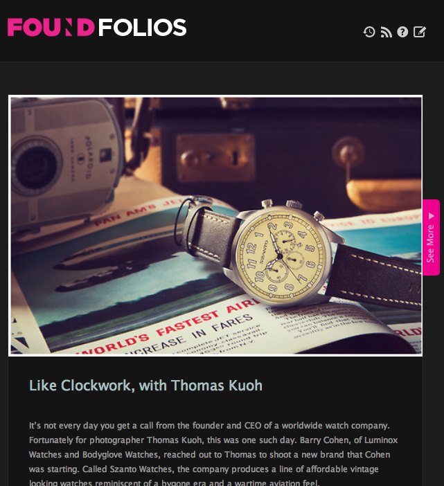 http://blog.foundfolios.com/post/91958529577/like-clockwork-with-thomas-kuoh-its-not-every