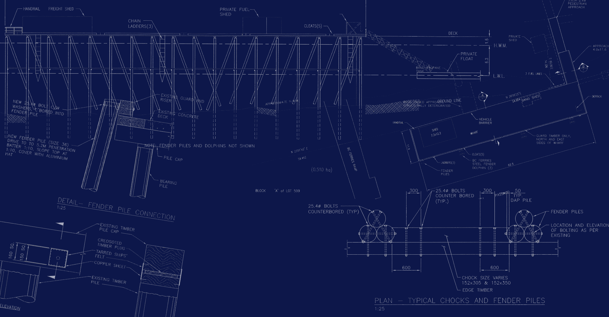 Marine Structure   Design & Drafting    Contact Us