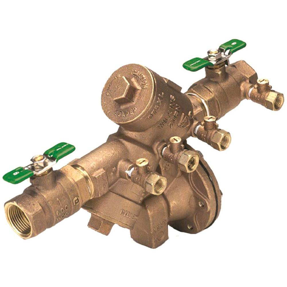 backflow preventer - Zurn / Wilkins 950XL