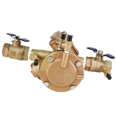 San Francisco Backflow Testing - Febco 825Y