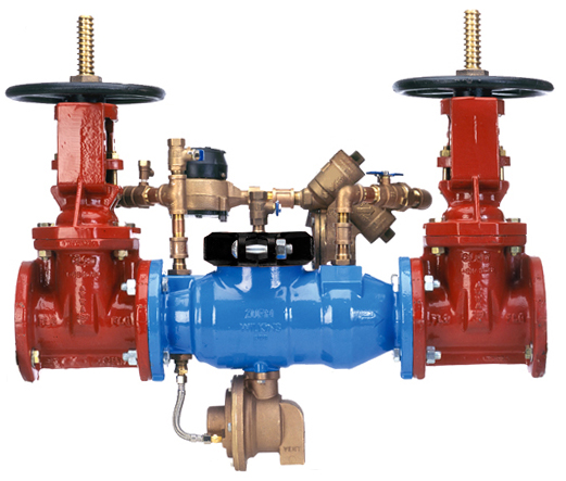 Backflow Preventers tested - Reduced Pressure Principal Valve (RP) (RPDA), (RPDA-II), Double Check (DC) (DCDA) (DCDA-II), Pressure Vacuum Breaker (PVB), Atmospheric Vacuum Breacker (AVB)