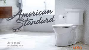 - Toilet American Standard