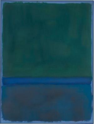 Mark Rothko (1903-1970),No. 17, 1957.Oil on canvas.
