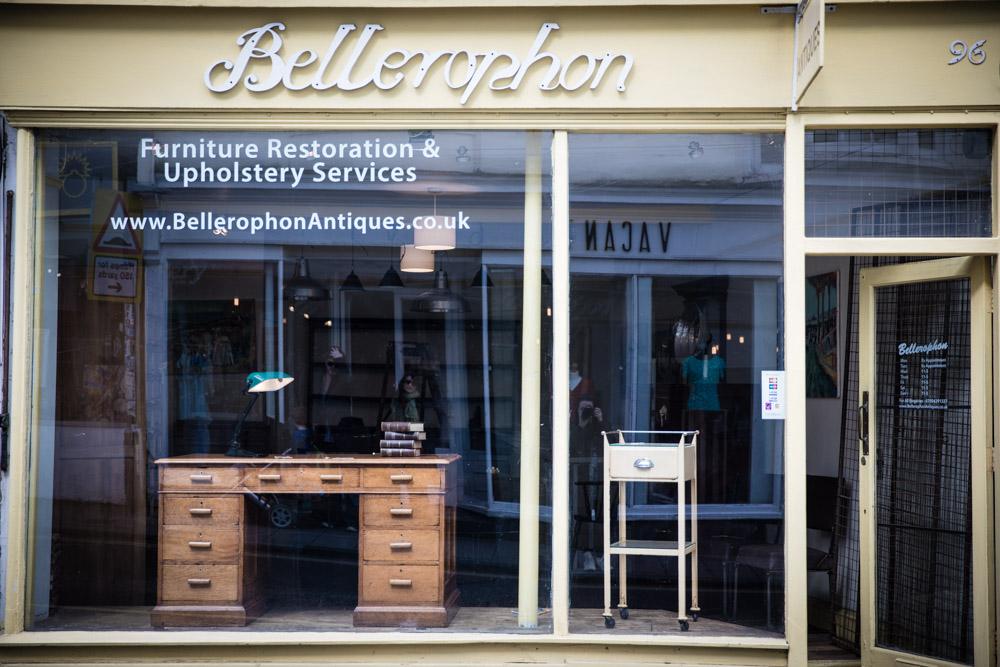 Belleraphon Brighton Retro Antiques
