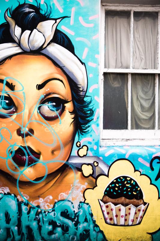 Brighton Grafitti